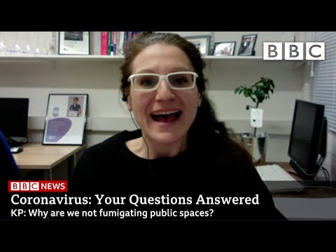 Coronavirus: Masks, testing and stages of COVID-19 – Your Questions Answered – BBC