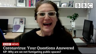 Coronavirus: Masks, testing and stages of COVID-19 - Your Questions Answered - BBC