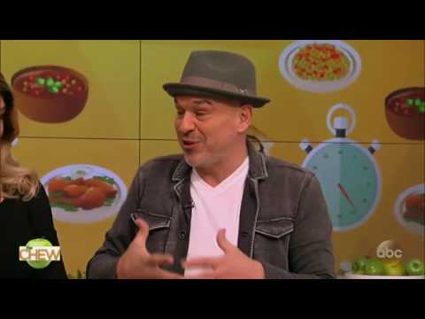 The Chew (January 11, 2017) Actress Kirstie Alley; author Nancy Silverton