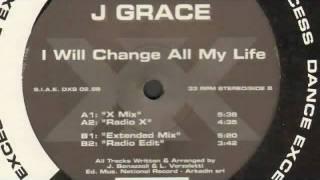 Baixar J.GRAGE - Iwill chance all my life