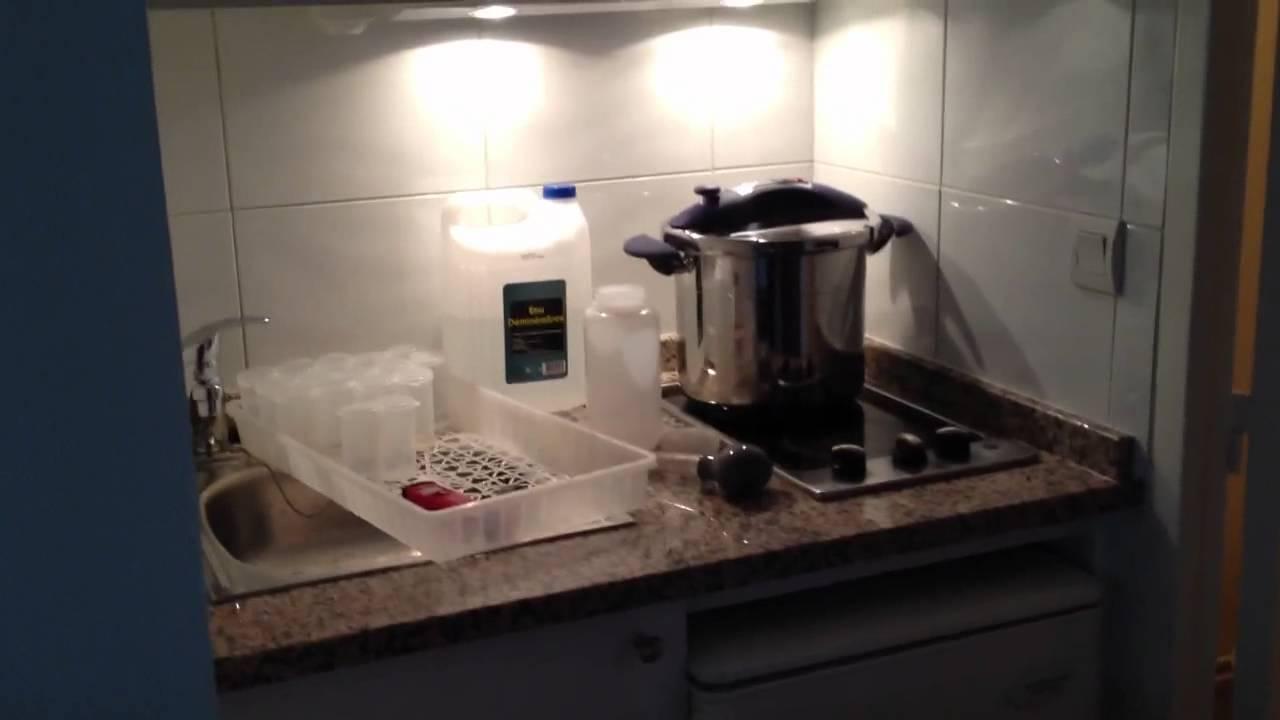 Preparing Microclone plant tissue culture media in Paris - YouTube