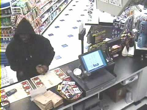 Convenience store armed robbery - Las Vegas