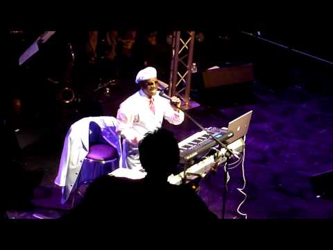 Leroy Hutson - Love the feeling - Live in London 2010