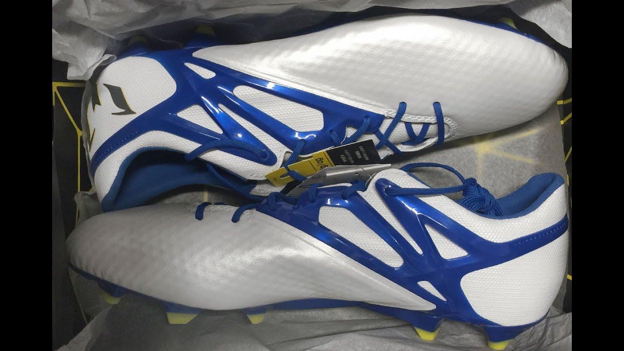 free shipping ae6bd 8c79e Adidas Messi 15 1 FG AG (Lionel Messi) B34359