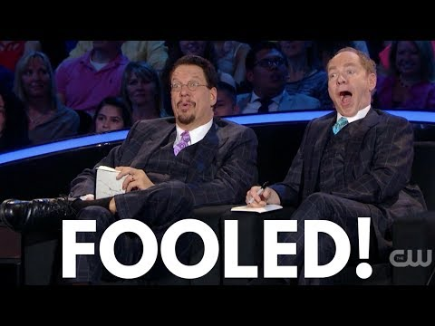 Penn & Teller: Fool Us // Adam Wilber Totally Baffles Them!