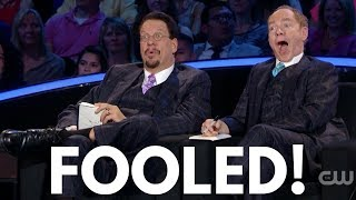 Penn & Teller: Fool Us // Adam Wilber Totally Baffles Them! thumbnail
