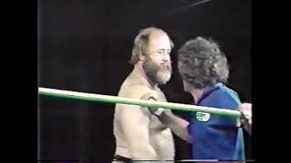 NWA Championship Wrestling Fom Florida 1980 (clip)