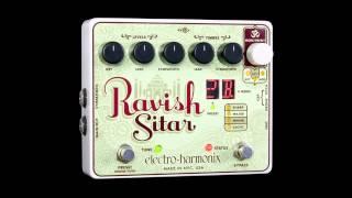 electro-harmonix ravish sitar オリジナル曲「チャンドラヤーン」