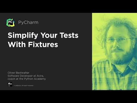 Simplify Your Tests with Fixtures