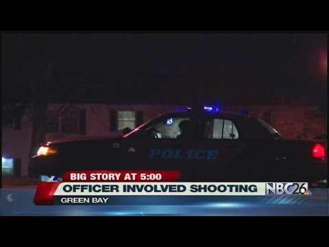 Dept. of Justice Investigates Officer Shooting in Green Bay