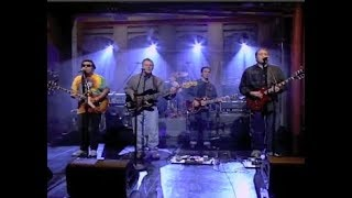 Los Lobos Collection on Letterman, 1991-2004