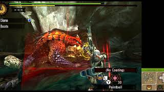 MH4U - Citra [Canary] [Gameplay Settings Test]