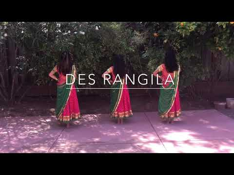 Des Rangila - Independence Day Dance