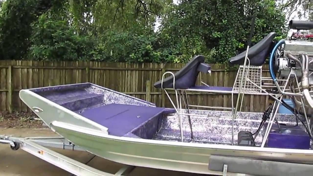 Airboat 4 Sale