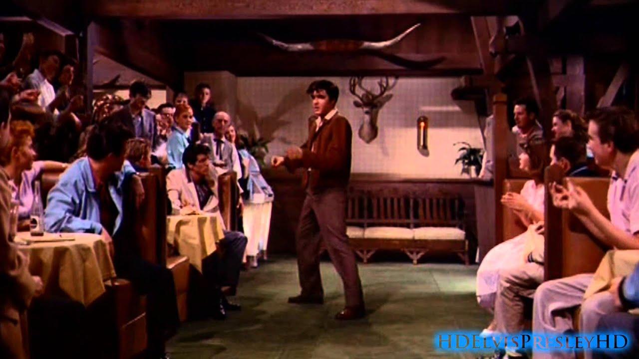 Elvis Sings Mean Woman Blues (Full Scene) (HD)