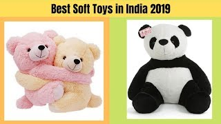 5 Best Soft Toys Available in India 2019