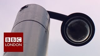 Lack of CCTV in central London - BBC London