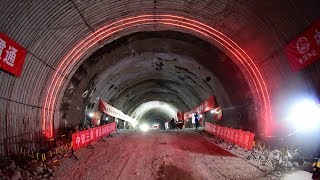 China completes construction of mainland's deepest undersea subway tunnel