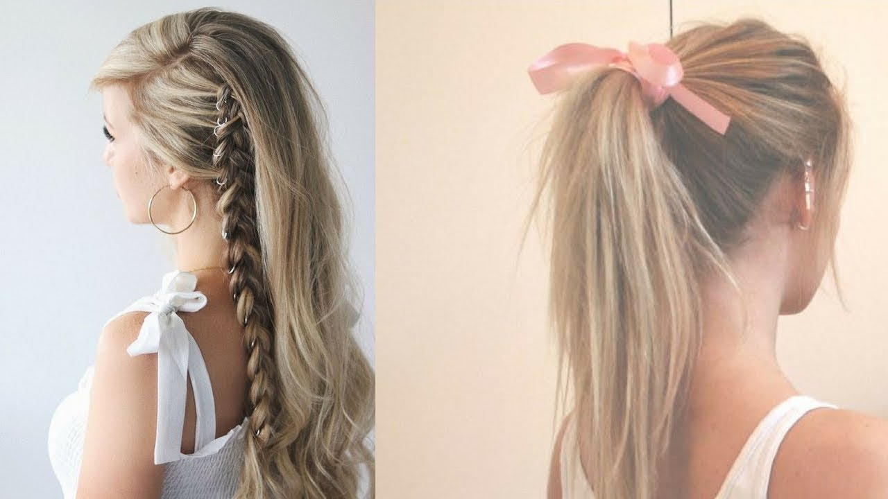 Beautiful Hairstyles Tutorials Compilation 2018 Hairstyle Video
