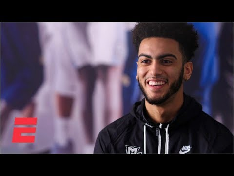 Marquette's Markus Howard brings awareness to his own mental health | College GameDay