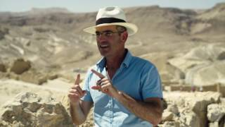 The Watchman Episode 34: Inside the Legendary Fortress of Masada