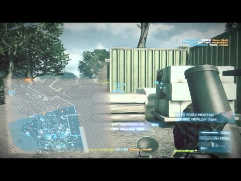 Battlefield 3 M224 MORTAR