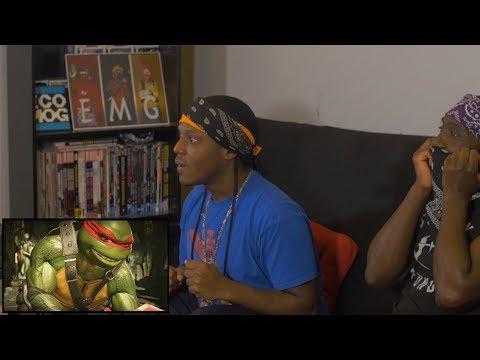 Injustice 2 - Teenage Mutant Ninja Turtles Reaction