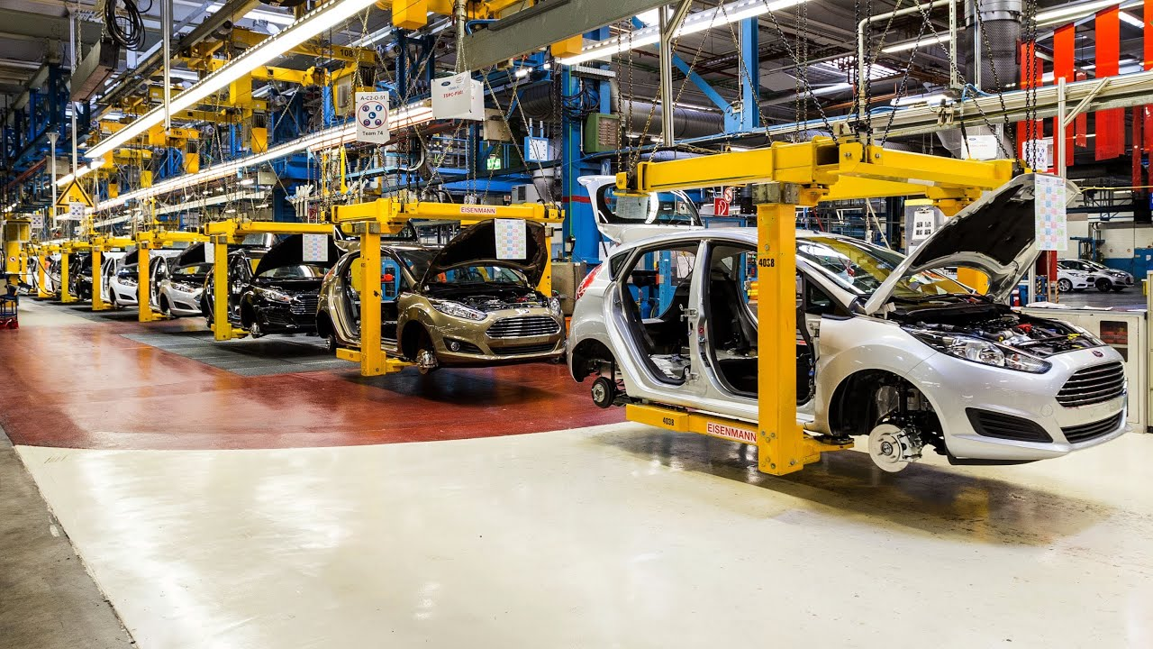 ford focus factory order time