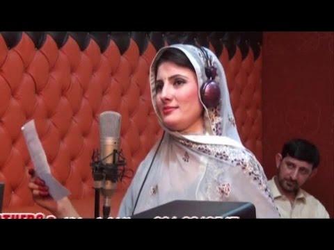 Nazia Iqbal New Mast Song 2016 Runout Raqiban De