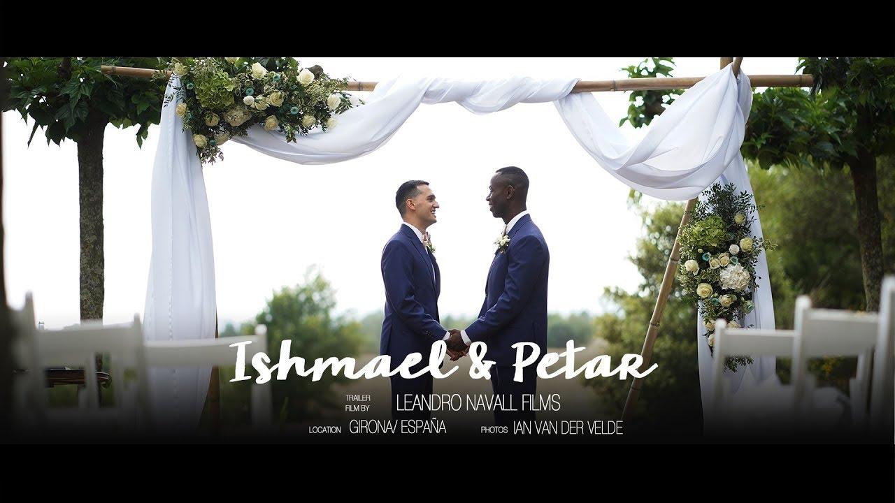 Ishmael & Petar :: Leandro Navall :: Videografo de Bodas en Bescanó, Girona, España