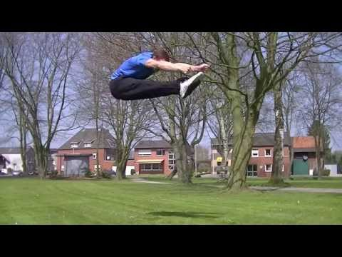 Cheer Tutorial: Pike Jump