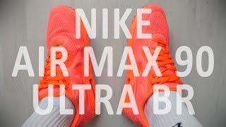 Обзор Nike Air Max 90 ULTRA BR