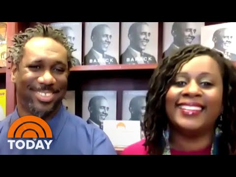 Black-Owned Bookstore In DC Gets A Surprise Visitor: Barack Obama | TODAY