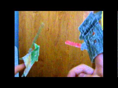 how to make origami yoda youtube