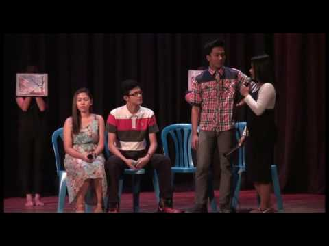 MAGICAL FLOWERS || STAGE PLAY ||PERFORMED BY BSBA STUDENTS IN CONCORDIA COLLEGE