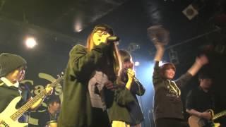 2017年3月29日 追いコン Cover楽曲:黒木渚-テーマ バンド名:青木津風...