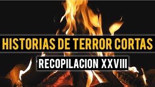 HISTORIAS DE TERROR CORTAS XXVIII (RELATOS DE HORROR)