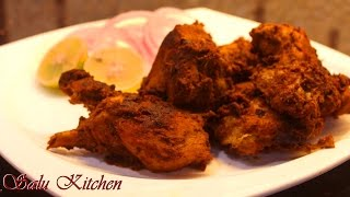 How To Make Quick & Easy  Grilled Kadai Chicken