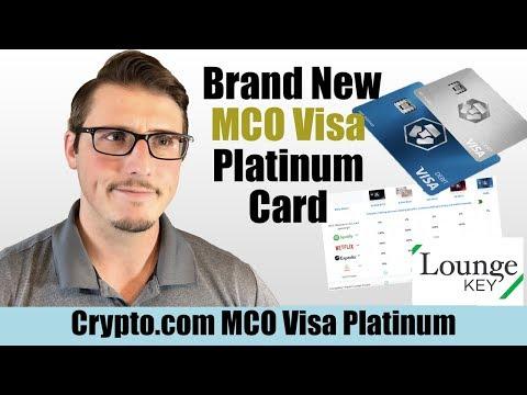 Why I Got the Crypto.com (aka Monaco) MCO Visa