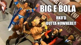 GTS WRESTLING: EBOLA BRAWL!! WWE Mattel Figure Matches ANIMATION PPV Event!!