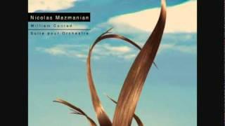 "Nicolas Mazmanian : ""William Conrad suite pour Orchestre""  Mvt II"