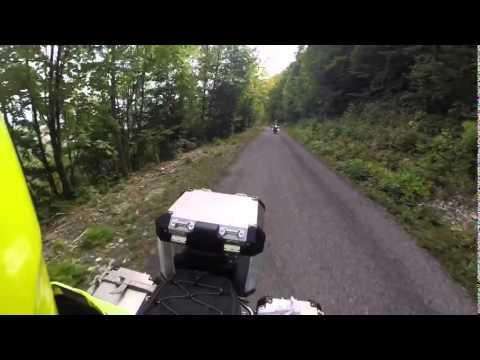 Zehntagestour - Südfrankreich