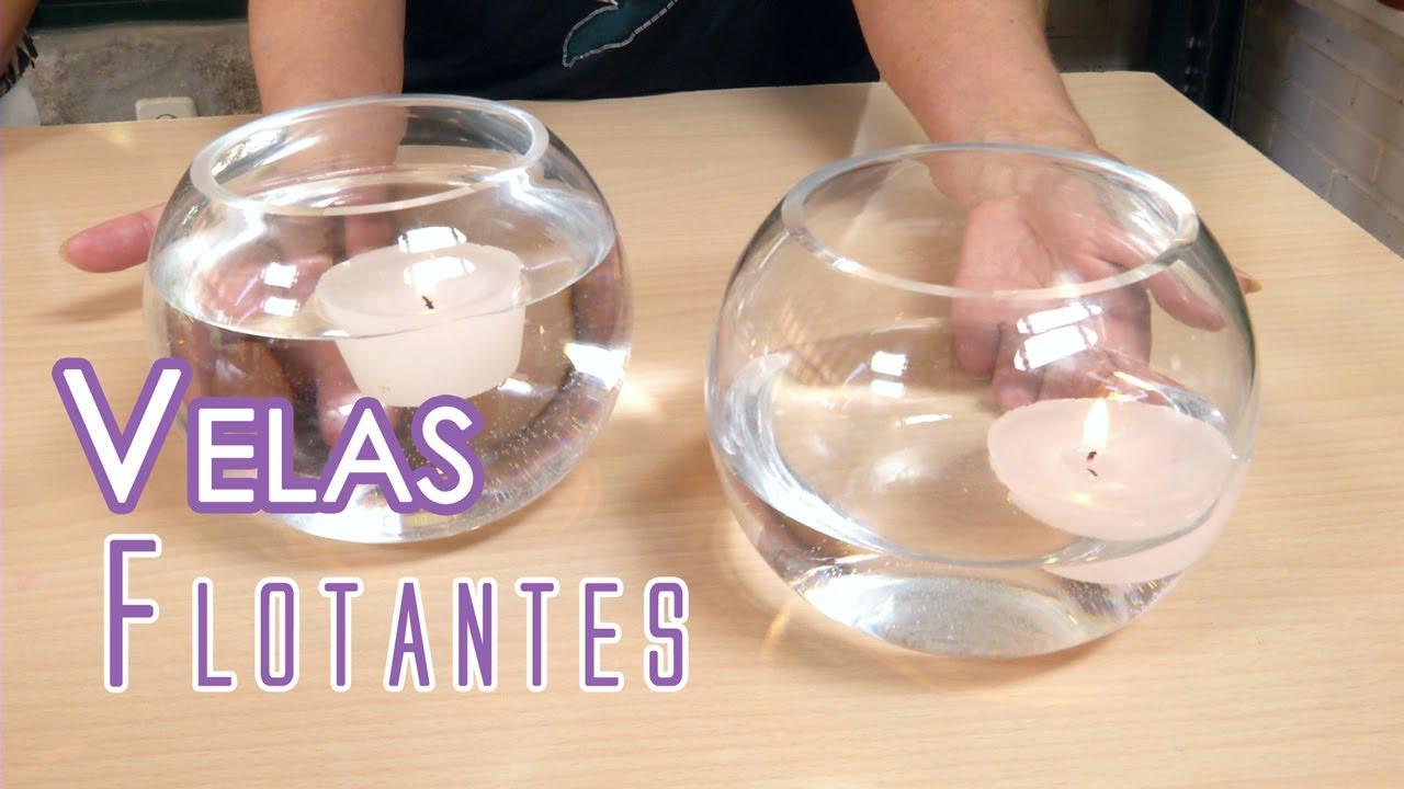 Como hacer velas flotantes viyoutube - Como hacer velas en casa ...