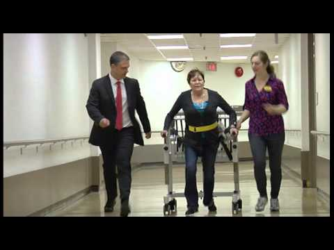 Stroke Researchers Eye High-intensity Exercise For Rehab