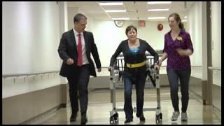 Stroke researchers eye high-intensity exercise for rehab