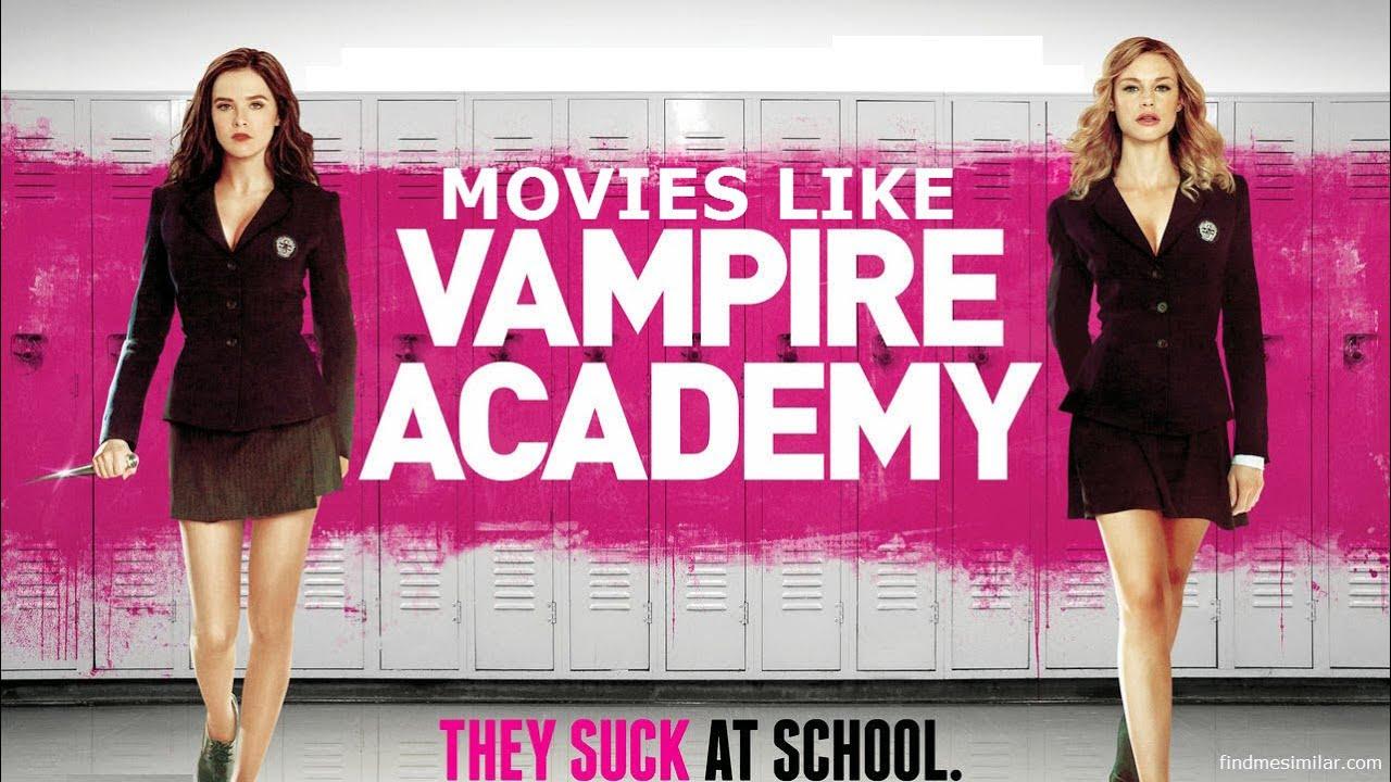 Movies Like Vampire Academy (2014)