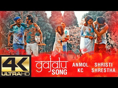 """Gajalu"" - New Nepali Movie Song     Rang Ranga    Anmol K.C, Shristi Shrestha    Latest Song 2016"