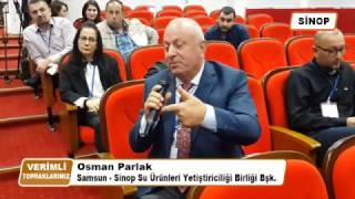Sinop Karadeniz Balıkçılık Çalıştayı Bölüm 2