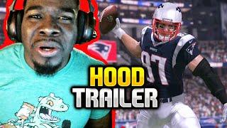 MADDEN 17 TRAILER IMPRESSION / REVIEW !!! Madden NFL 17 Hood Trailer
