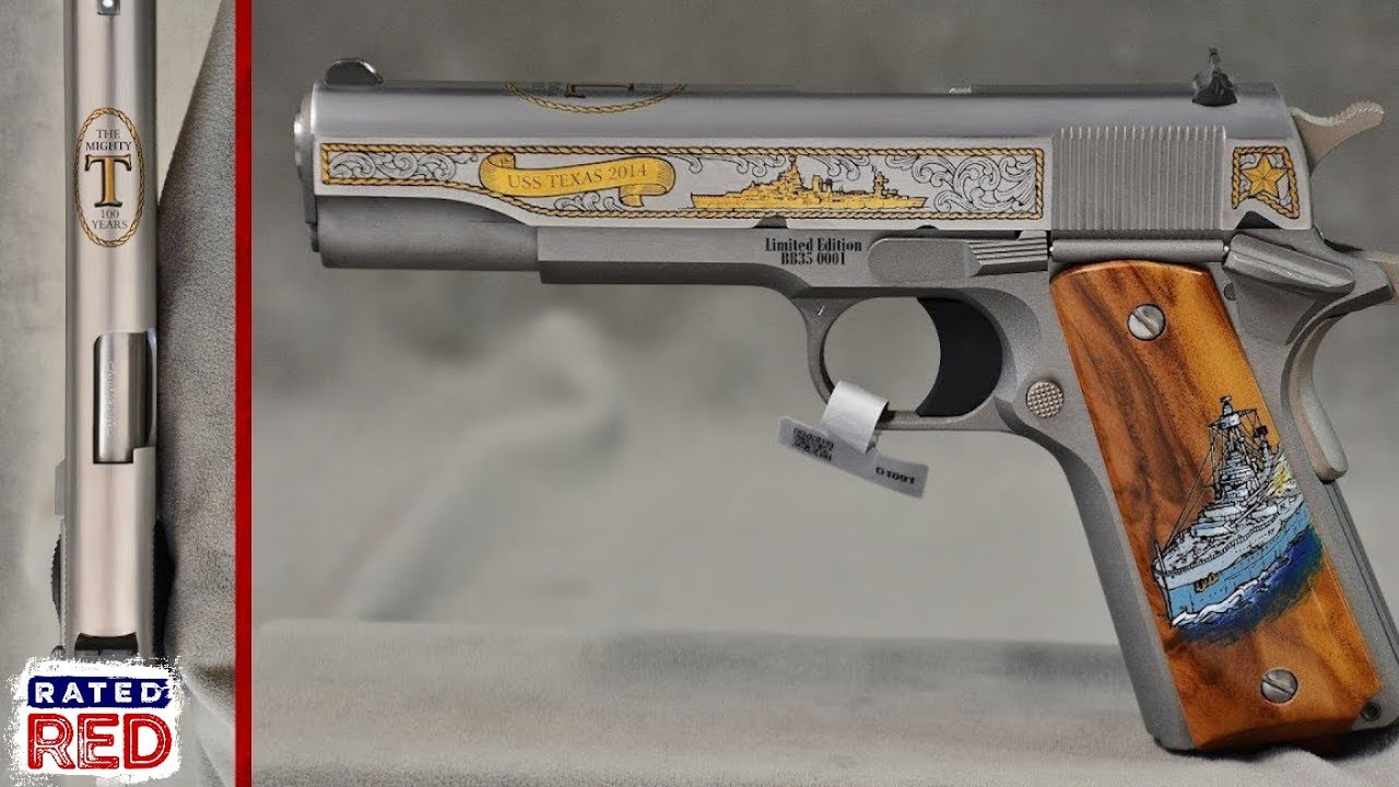 Wanna Help the USS Texas and Buy a Tax-Exempt Colt 1911?